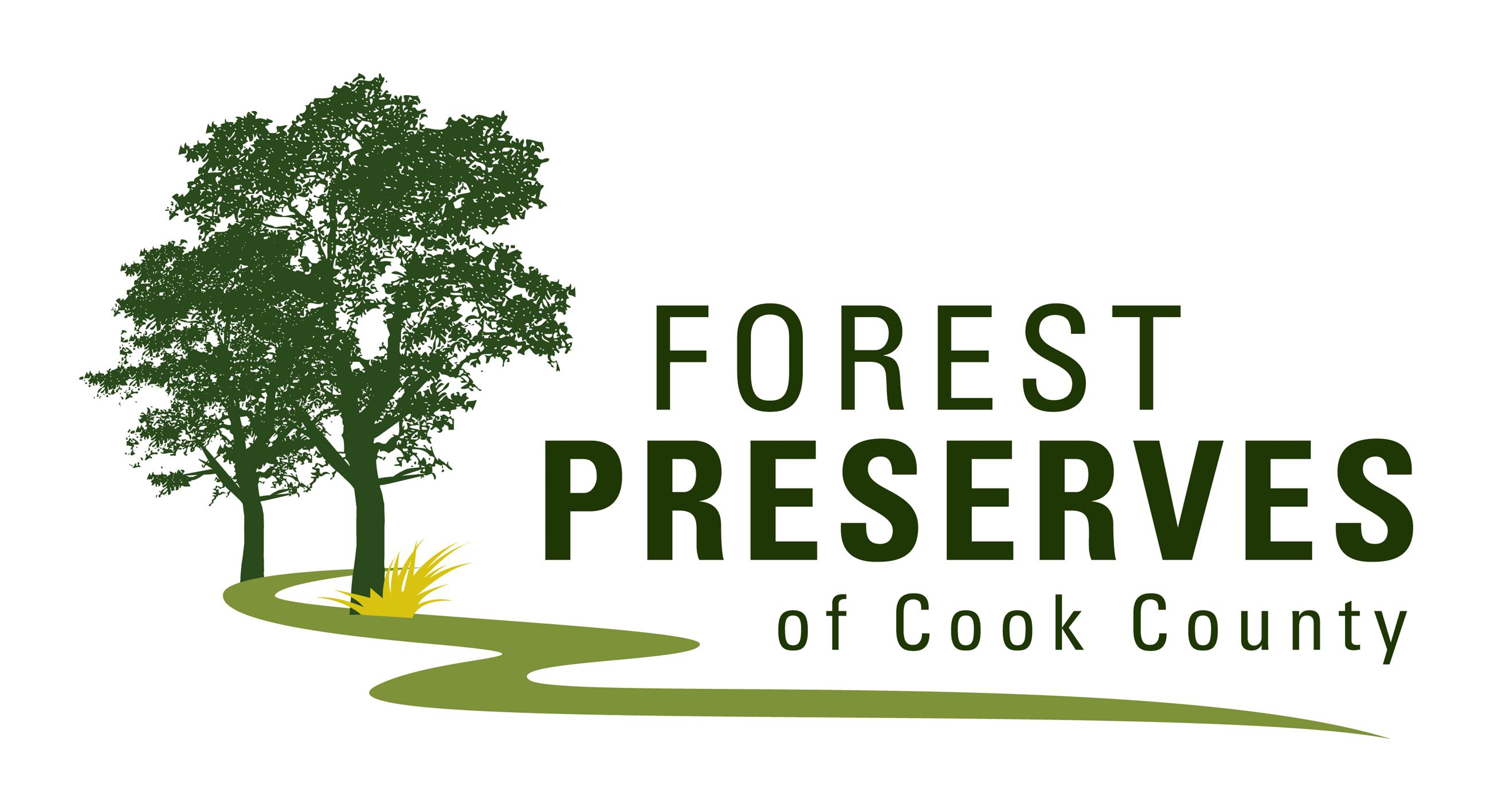 Forest Preserve of Cook County Logo