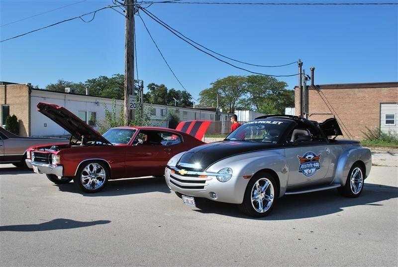 Schiller Park Car Show