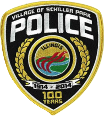 SP Police Patch