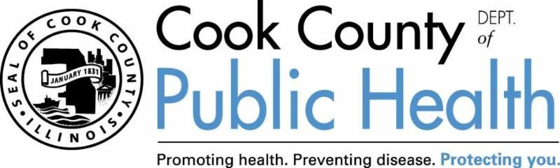 Cook County Public Health Logo